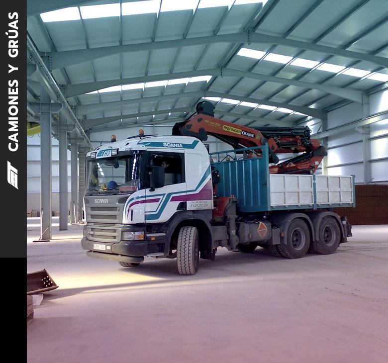 Camiones y gruas en Leon_TH3