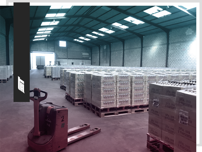 Empresa de almacenaje de mercancias en Leon_TH3